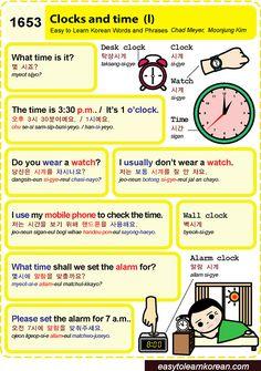 1653 Clocks and time (I)