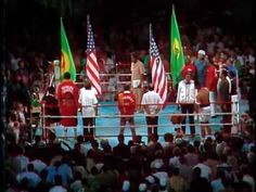 George Foreman vs Muhammad Ali   Oct  30, 1974   Entire fight   Rounds 1...