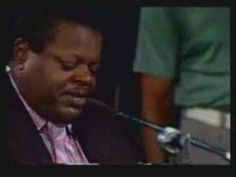 Oscar Peterson my first video pin. Magic fingers......