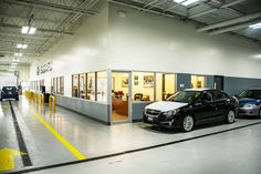 The all-new bigger Ramsey Subaru service center has opened in Mahwah NJ! Read more about the updates and services that our green car repair shop offers. Ready To Go, Subaru, Car, Automobile, Cars