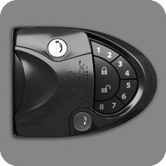 BEST FATHERS DAY GIFT EVER! Keyless RV lock handle for Dads fifth wheel, comes with built in keypad and a remote! I am getting one of these for my dad!! Go To www.rvlock.com