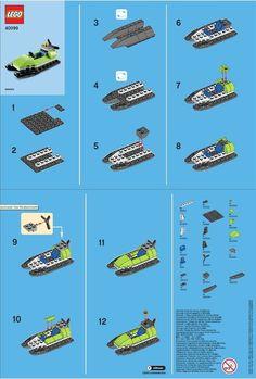 city police helicopter lego 30226 pinterest lego anleitung lego bauen und lego. Black Bedroom Furniture Sets. Home Design Ideas