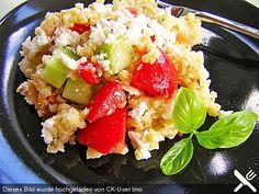 Griechischer Hirsesalat (Rezept mit Bild) von Fips01   Chefkoch.de