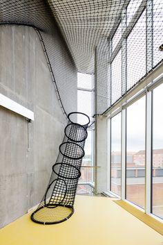 Galería de Casa de cultura en movimiento Ku.Be / MVRDV + ADEPT - 17