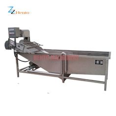 China Experienced Commercial Electric Automatic Fruit Vegetable Cleaner, Find details about China vegetable washer, vegetable cleaner from Experienced Commercial Electric Automatic Fruit Vegetable Cleaner - Zhengzhou Hento Machinery Co.