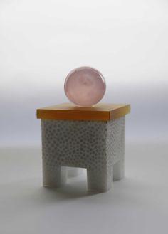 Markku Salo - Myyntikokoelmat: uniikki ja taide Glass Ceramic, Museum Collection, Glass Art, Stool, Sculptures, Objects, Jewellery Box, Jewelry, Pottery