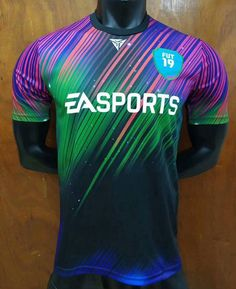 eea66e62a39 2019-2020 EA Sport FIFA Game Version Jersey