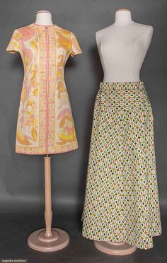 Two Pucci Cotton Print Garments, 1960-1970, Augusta Auctions, April 8, 2015 NYC, Lot 34