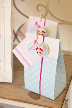 way cute treat bags