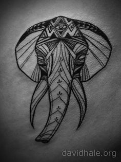 I like the idea of an elephant tattoo. Because I don't easily forget things - especially fond memories.