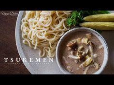 夏はさっぱりと冷やしつけ麺!簡単ヘルシーな冷やしつけ麺の作り方:How to make Tsukemen | Veggie Dishes by Peaceful Cuisine - YouTube