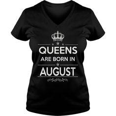 born in august