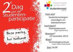 Affiche 2e Dag van de Participatie