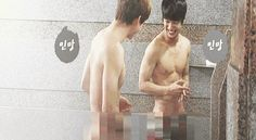 Hyunsik and Minhyuk... I'm done with everything... What no... Omg... What... No... Omg... Btob...