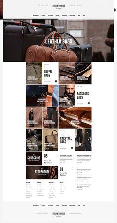 Web Design Inspiration 02 Weekly Web Design Inspiration #36