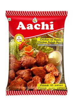 Buy Cheapest Double Combo | On Aachifoods at RS.64 Perfect combo offers on aachifoods Chicken 65 masal mix RS.44 , Chicken lollypop masala RS.30  | Get atRs.64Only