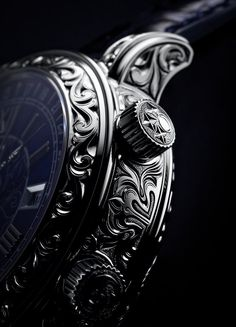 Introducing The Patek Philippe Sky Moon Tourbillon 6002G: A New Twist On Patek's Most Complicated Wristwatch Ever. The workmanship of this watch is outstanding...  ~CRV~