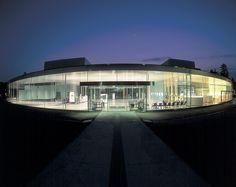 金沢21世紀美術館(石川県金沢市)