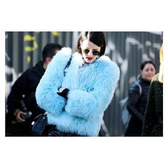 Thank you @thestreetfashion5xpro for capturing me all bundled up in blue fluffiness. See more blue over at vogue.it why don't ya?? ______________________________________ #Styledevil #StyledevilWears #MarianneTheodorsen #StyledevilFashionWeeks #TheStreetFashion5xPro #VogueItaly #MardouAndDean