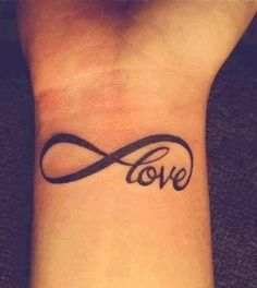 infinity finger tattoos - Google Search