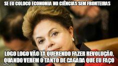Amiguinho Capitalista: Dilma Economista