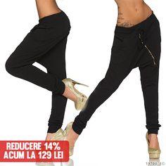 Pantaloni Dama Moderni Black  >> Click pe poza pentru a intra pe site. Pantaloni moderni prevazuti cu buzunare in fata si fermuar care le da un aspect placut. #PantaloniDama  #PantaloniIeftini  #PantaloniFemei  #PantaloniVara #VinereaNeagra #BlackFriday #Reduceri #fashion #BlackFridayFashion #ReduceriBlackFriday Black Friday, Black Jeans, Romania, Stuff To Buy, Fashion, Trendy Tree, Moda, Fashion Styles, Black Denim Jeans