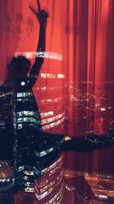 #wallpaper #wallpaperiphone #city #red #tumblr #tumblrgirl ❤️