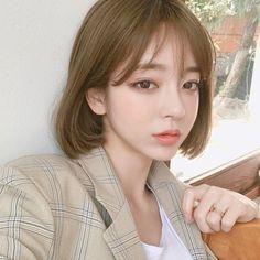ไอเดียแต่งหน้าของสาวเกาหลีผมสั้น จาก IG : taeri__taeri น่ารักน่าเลิฟมากๆ รูปที่ 1