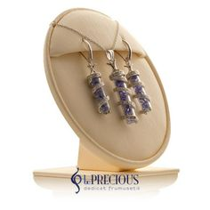 Set cu pietre pretioase veritabile, disponibil doar in magazinul Be Precious. Tanzania, Jewellery, Diamond, Jewels, Jewelry Shop, Jewelry