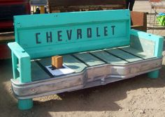 too cool  {chevy, bench}