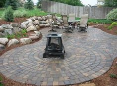 20 stunning cement patio ideas | concrete patios, patios and concrete - Pavers Patio Ideas