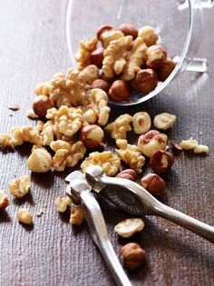 Saying that our relationship with nuts goes back for some time dramatically understates the case. For three quarters of a million years, we've been eating tender morsels pried from armored exteriors that we've crushed with everything from stones to precision machinery. Raw and roasted, warm and toasted, nuts offer flavors earthy, woody, and even meaty. In wine, these flavors add grace notes to fruit, their savory qualities lending complexity and depth. Lean and savory white wines such as…