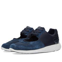 adidas alphabounce progettata rete scarpe (grigio / grigio / running