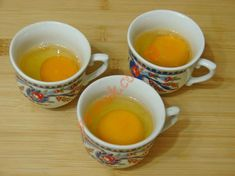 Boiled Eggs, Egg Recipes, Food To Make, Tea Cups, Cooking, Breakfast, Tableware, Ethnic Recipes, Kitchen