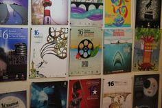 Afiche.16º Festival de Cine. Valdivia, Chile. 2009 on Behance Behance, Baseball Cards, Art, Film Festival, Proposals, Art Background, Kunst, Art Education