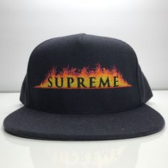 057f0d64c55 Image result for supreme snapback hat Hat Sizes
