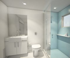 Banheiro loft