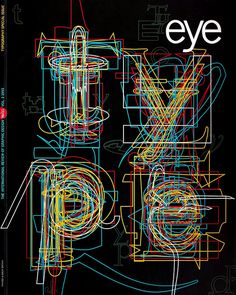Eye issue cover 11, by Eye magazine, via Flickr
