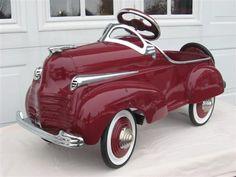 1941 Chrysler Pedal Car