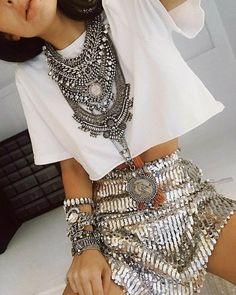 Hippie Chic, Boho Chic, Boho Outfits, Fashion Outfits, Boho Fashion, Womens Fashion, Fashion Trends, Looks Style, My Style
