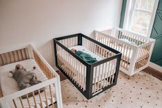 A sleep sack we can wear year-round — Wildernest Triplets Nursery, Newborn Triplets, Baby Bedroom, Nursery Room, Triplet Babies, Sleep Sacks, Kids Room Design, Baby Safety, Twin Babies