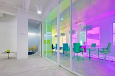 Red Bull's New York HQ Is Office Normcore - Businessweek