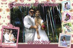 Foto Lembrança para as noivinhas românticas!