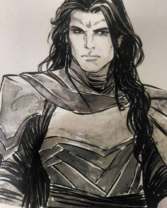 "eldamaranquendi: ""Feanor by abeloverdrive "" High Fantasy, Fantasy Art, Das Silmarillion, Thranduil, Legolas, History Of Middle Earth, Shadow Of Mordor, Morgoth, Art Prompts"