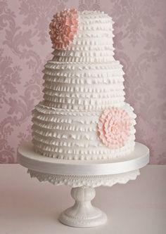 bolo decorado de luxo