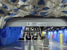 Metro station T-Centralen in Stockholm. Escalators in the metro station T-Centra… – 2020 World Travel Populler Travel Country Stockholm Metro, Stockholm Sweden, Bahn Berlin, Baltic Cruise, Metro Subway, U Bahn, Light Rail, Metro Station, Taipei Taiwan