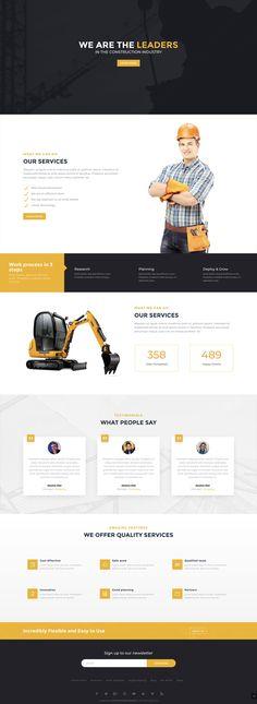 Marvel Multipurpose Theme for Professionals #divi #wordpress #website #template