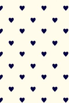 Blue hearts wallpaper / background / home screen