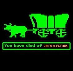 Frankly, dysentery sounds pretty good right about now.