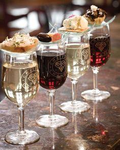 Wine tasting & tapas